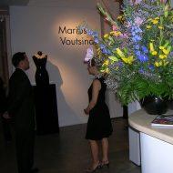 """Παρουσίαση του λευκώματος στην γκαλερί Millenia Fine Art στο Ορλάντο των ΗΠΑ με αφορμή την έκθεση """"Τα Νεοκλασικά Σχέδια του Μάριου Βουτσινά"""" την άνοιξη του 2006"""