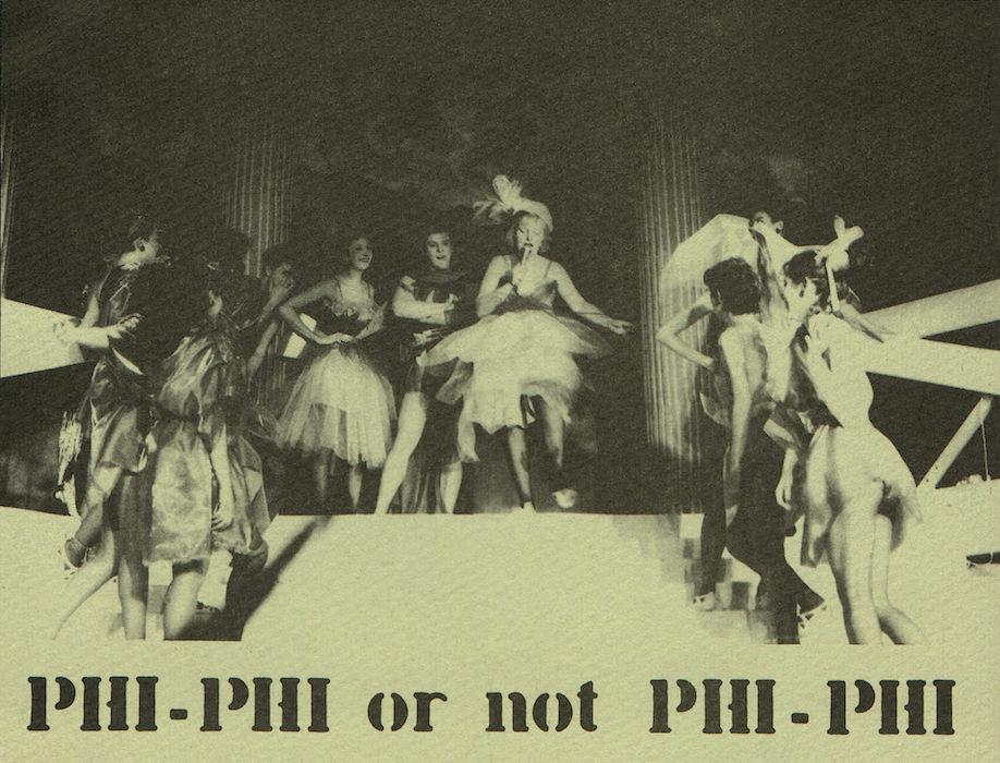 Phi Phi Or Not Phi Phi