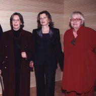 Αντώνης Κωτίδης, Άγγελος Σκούρτης, Άννα Κεσίσογλου, Μαρία Γκέρτσου και Λίνα Παπαϊωάννου © Studio Panoulis